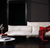 Итальянская мягкая мебель SWAN ITALIA коллекция PALOMBA  диван FLAG