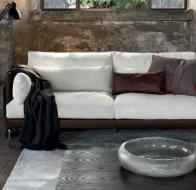 Итальянская мягкая мебель SWAN ITALIA коллекция PALOMBA  диван KONG