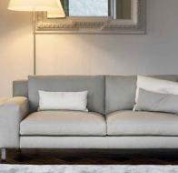 Итальянская мягкая мебель SWAN ITALIA коллекция PALOMBA  диван LERICI