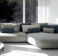 Итальянская мягкая мебель SWAN ITALIA коллекция PALOMBA  диван PACK