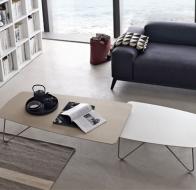 Итальянская мебель Tomasella современная гостиная стол Flexo