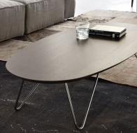 Итальянская мебель Tomasella современная гостиная стол Senzatempo