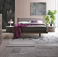 Итальянская мебель Tomasella современная спальня кровать Liz