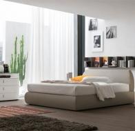 Итальянская мебель Tomasella современная спальня кровать Sasso