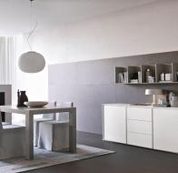 Итальянская мебель Tomasella современная столовая Madia Oliver