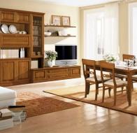 Итальянская мебель Tomasella классическая гостиная Asolo