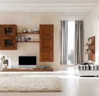 Итальянская мебель Tomasella классическая гостиная Florian Noce