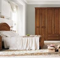 Итальянская мебель Tomasella классическая спальня 800 Massello