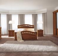 Итальянская мебель Tomasella классическая спальня Doria