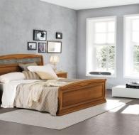 Итальянская мебель Tomasella классическая спальня Monaco