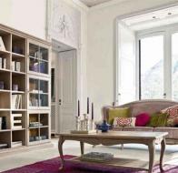 Итальянская мебель  Tonin Casa классическая гостиная Veneziano