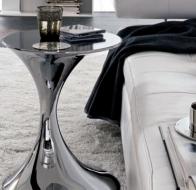 Итальянская мебель  Tonin Casa современная гостиная кофейный столик Andora