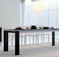 Итальянская мебель  Tonin Casa современные столы и стулья Soho