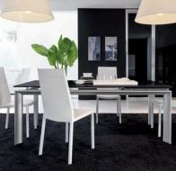 Итальянская мебель  Tonin Casa современные столы и стулья Thames