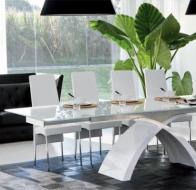 Итальянская мебель  Tonin Casa современные столы и стулья Tokyo