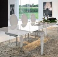 Итальянская мебель  Tonin Casa современные столы и стулья Vendome