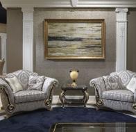 Итальянские кресла TURRI классическая коллекция Baroque