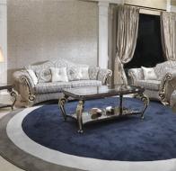 Итальянские гостиные TURRI классическая коллекция Baroque