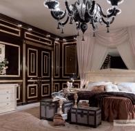 Итальянская спальня TURRI классическая коллекция MAGNA PLUS COLLECTION