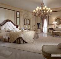 Итальянская спальня TURRI классическая коллекция PALM COLLECTION