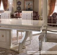Итальянская столовая TURRI классическая коллекция ARCADE ROYALE COLLECTION