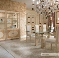 Итальянская столовая TURRI классическая коллекция EXEDRA COLLECTION