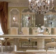 Итальянская столовая TURRI классическая коллекция MAGNA PLUS COLLECTION