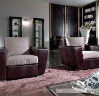 Итальянская мебель TURRI современная коллекция кресло VANITY