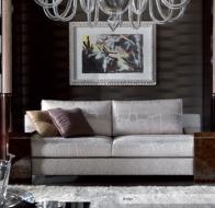 Итальянская мягкая мебель TURRI современная коллекция диван BRIDGE