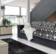 Итальянская мягкая мебель TURRI современная коллекция диван CHARME