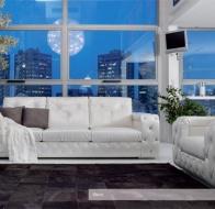 Итальянская мягкая мебель TURRI современная коллекция диван GUCCI
