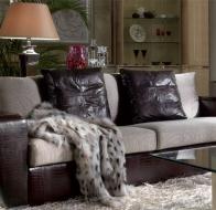 Итальянская мягкая мебель TURRI современная коллекция диван VANITY