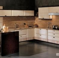 Итальянская кухня TURRI коллекция Genesis
