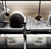 Итальянские кухни VALCUCINE модель Sinetempore