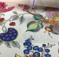 Новые коллекции декоративных тканей 2017