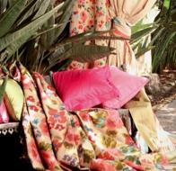 Коллекция Ikebana итальянского бренда интерьерных тканей Via Roma, 60