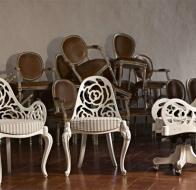 Итальянская мягкая мебель VOLPI кресло Violetta