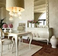 Итальянская мебель VOLPI столовая  Giulietta