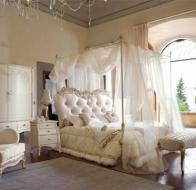 Итальянская мебель VOLPI спальня Baldacchino