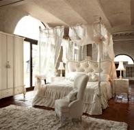 Итальянская мебель VOLPI спальня Doge