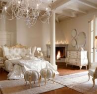 Итальянская мебель VOLPI спальня Matilde
