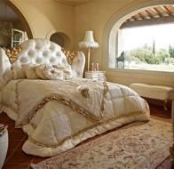 Итальянская мебель VOLPI спальня Mafalda