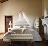 Итальянская мебель VOLPI спальня Paolina