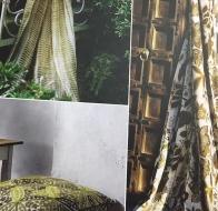 Английский шик - коллекция декоративных тканей бренда Wemyss