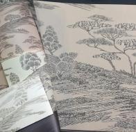 Новинки в коллекциях тканей и обоев бренда Zimmer+Rohde 2017 года