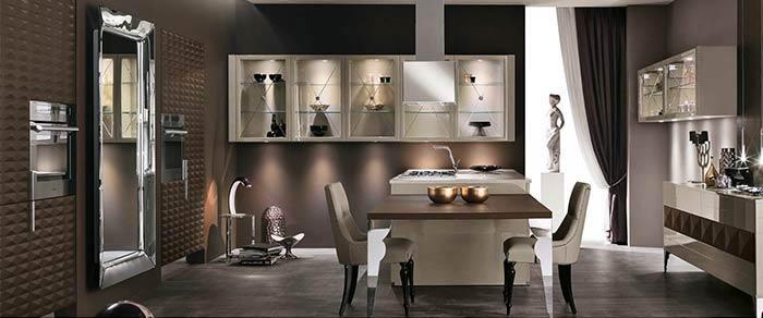 Итальянская мебель Aster Cucine
