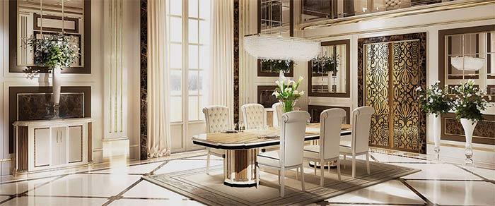 Итальянская мебель Asnaghi Interiors