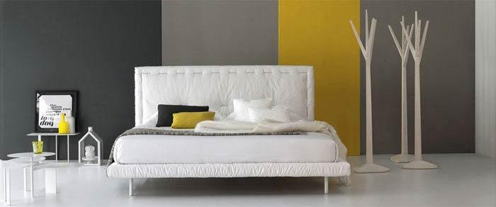 Кровать Eureka от Bonaldo