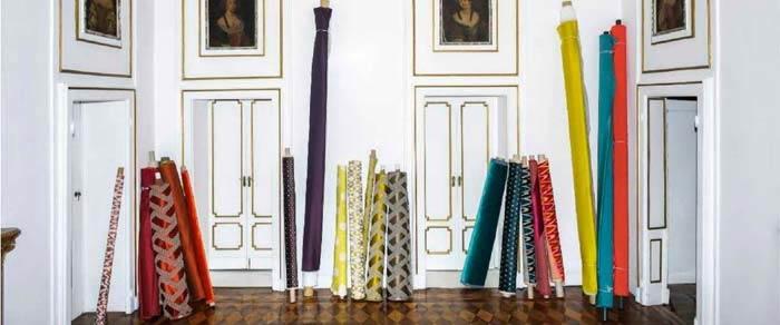 Dedar - ткани из новой коллекции 2014 года