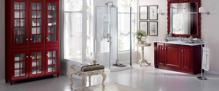 Ванная Scavolini Baltimora Bathroom